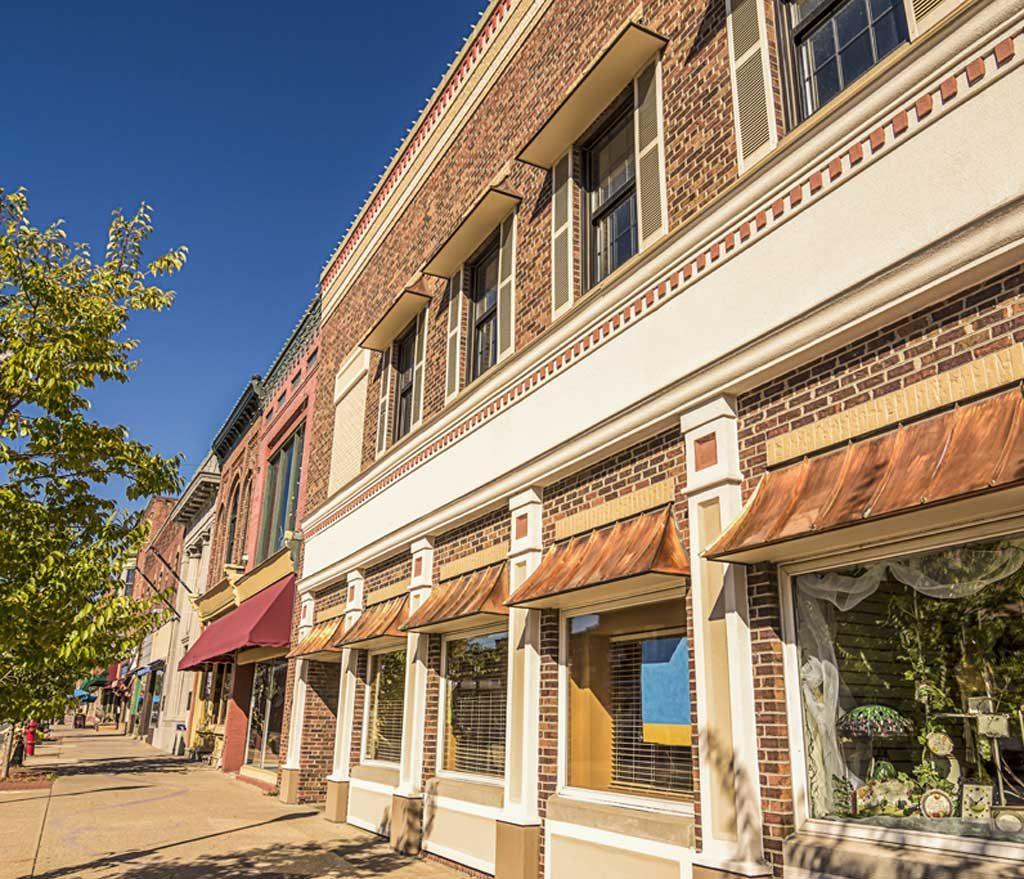Historic Borough of Flemington attracts 16 small ...