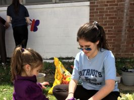 PHOTOS COURTESY OF THE JEWISH FEDERATION IN THE HEART OF NEW JERSEY