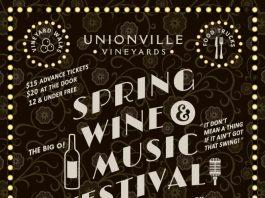 Spring Wine & Music Festival