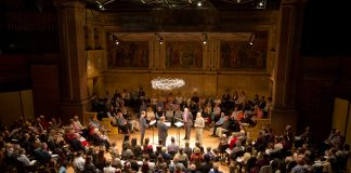 Andrew Wilkinson for Princeton University Concerts
