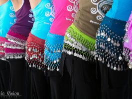 Belly Dance Classes in Princeton Every Saturday