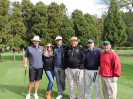 Tom Jackson 4th Annual Champion Golf and Tennis Tournament Benefiting the Hopewell Valley YMCA
