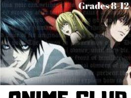Teen Anime Club @ Iselin