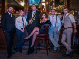 Svetlana & The New York Swing Collective @ Jazz On Broad
