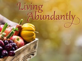 Living Abundantly: How Generosity Makes Our Lives Rich
