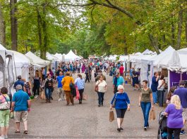 21st ANNUAL FESTIVAL OF FINE CRAFT ON OCTOBER 5 & 6