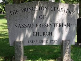 Tour of Princeton Cemetery