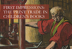 """Books for Children: Transnational Encounters, 1750-1850. Part II,"" a Princeton University Library symposium"