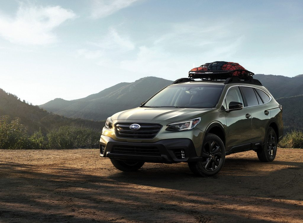 on the road 11/1: 2020 subaru outback limited xt