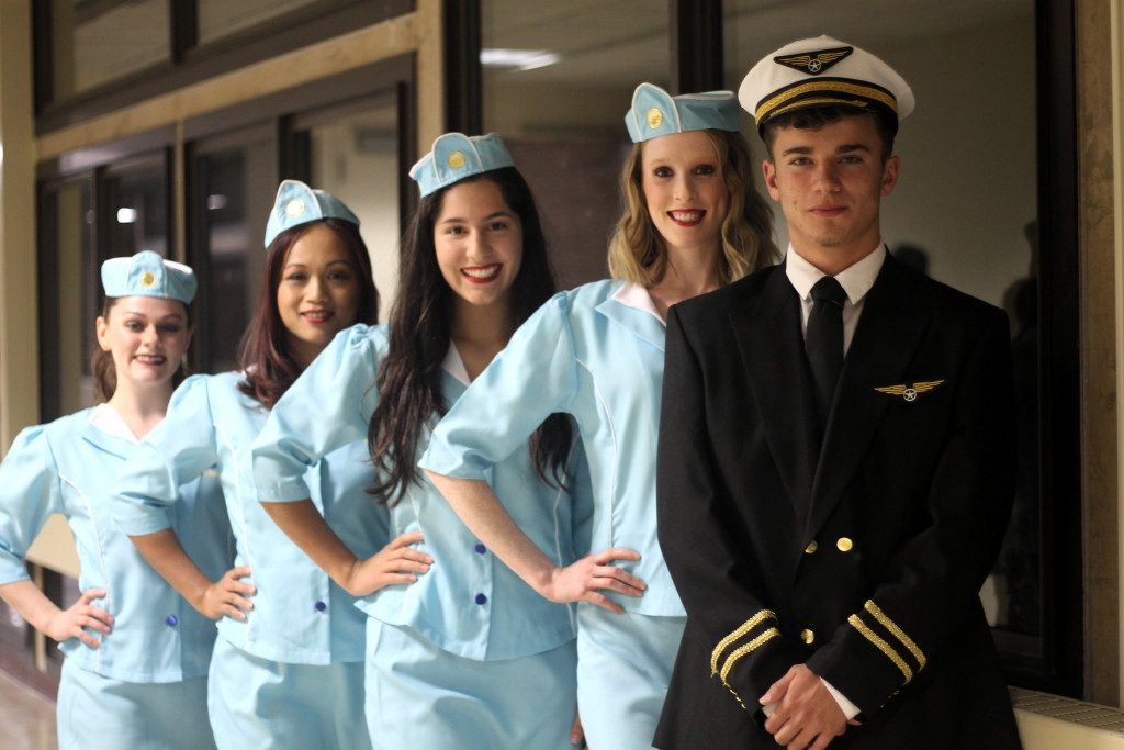 Catch Me If You Can Takes Off At Kelsey Theatre Centraljersey Com
