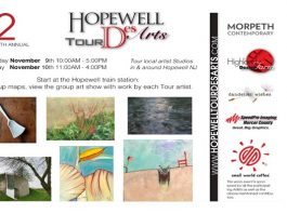 Hopewell Tour Des Arts- 12th Annual Artisan Tour