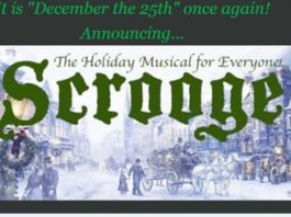PREMIER THEATRE Co presents SCROOGE!, A Holiday Classic