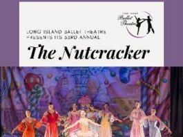 The First Nutcracker of the Season