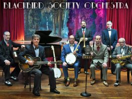 Blackbird Society Orchestra, \'Repeal Day Celebration\' – Jazz On Broad
