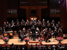 Born is the King: Christmas with Manhattan Chorale and Chamber Orchestra