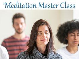 Meditation Master Class
