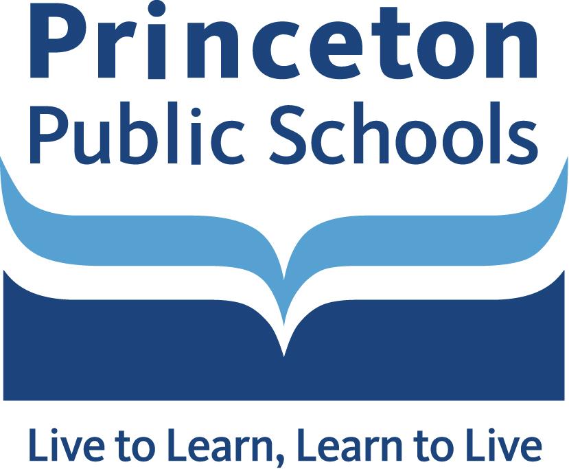Princeton public schools logo.