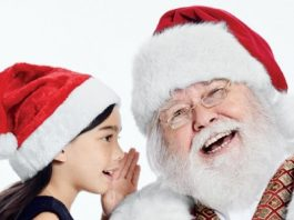 Caring Santa Photo Experience at The Mills at Jersey Gardens
