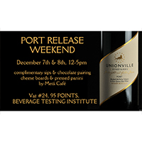 Port Release Weekend