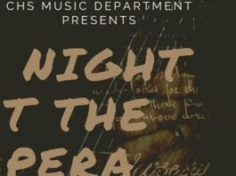 """A Night at the Opera"" presented by the HVCHS Music Department"