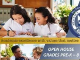 Saints John and Paul School Open House