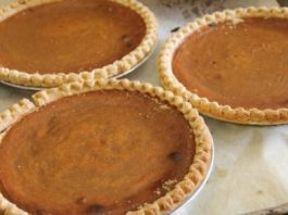 Pie Sampling Weekend at Terhune Orchards