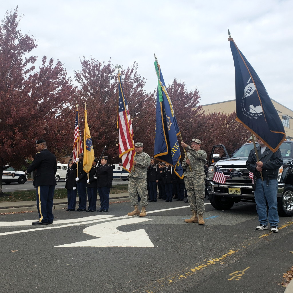 Woodbridge holds annual Veterans Day Parade - centraljersey.com