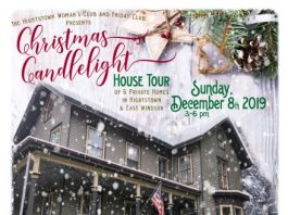 Crhistmas Candlelight House Tour