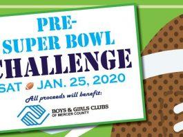 Pre-Super Bowl Challenge – BGC Mercer