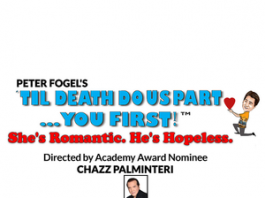 Til Death Do Us Part... You First - One Man Show with Peter Fogel