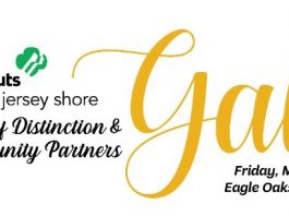 Girl Scouts of the Jersey Shore Gala