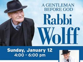 Documentary: A Gentleman Before God, Rabbi Wolff