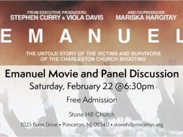 Emanuel Movie and Panel Discussion