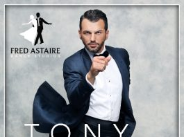 Kick Start Your Dancing with Tony Dovolani