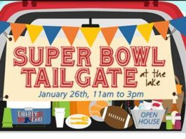 Liberty Lake Day Camp  Open Houses 2020: SuperBowl Tailgate!