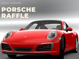Diabetes Foundation Spring 2020 PorscheRaffle Drawing