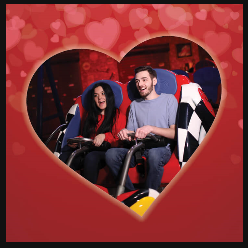 Valentine's Day Park Promotion