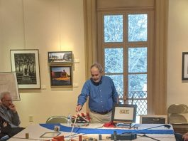 24 Cannons at the Battle of Trenton: Talk & Demonstration