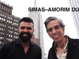 Luiz Simas-Wesley Amorim Duo: Jazz On Broad