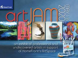 ArtJam 2020 - Opening Reception May 1