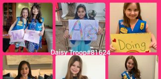 PHOTOS COURTESY OF THE GIRL SCOUTS OF CENTRAL AND SOUTHERN NEW JERSEY