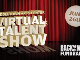 Middletown Arts Center VIRTUAL Talent Show