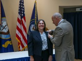 PHOTO COURTESY OF U.S. NAVY OFFICE OF COMMUNICATION