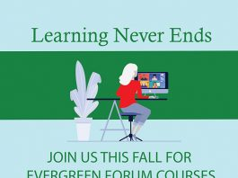 Evergreen Forum Fall 2020 Registration