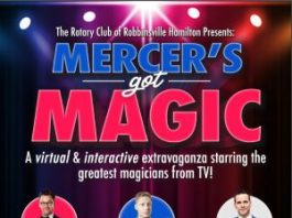 Mercer\'s Got Magic