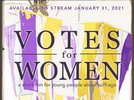Votes for Women: Film Premiere