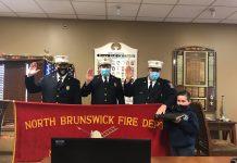 PHOTO COURTESY OF NORTH BRUNSWICK VOLUNTEER FIRE CO. NO. 2