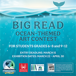 BIG READ Ocean-Themed Art Contest for Students