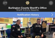 PHOTO COURTESY OF BURLINGTON COUNTY