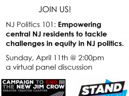 NJ Politics 101: Tackling challenges in equity in NJ politics
